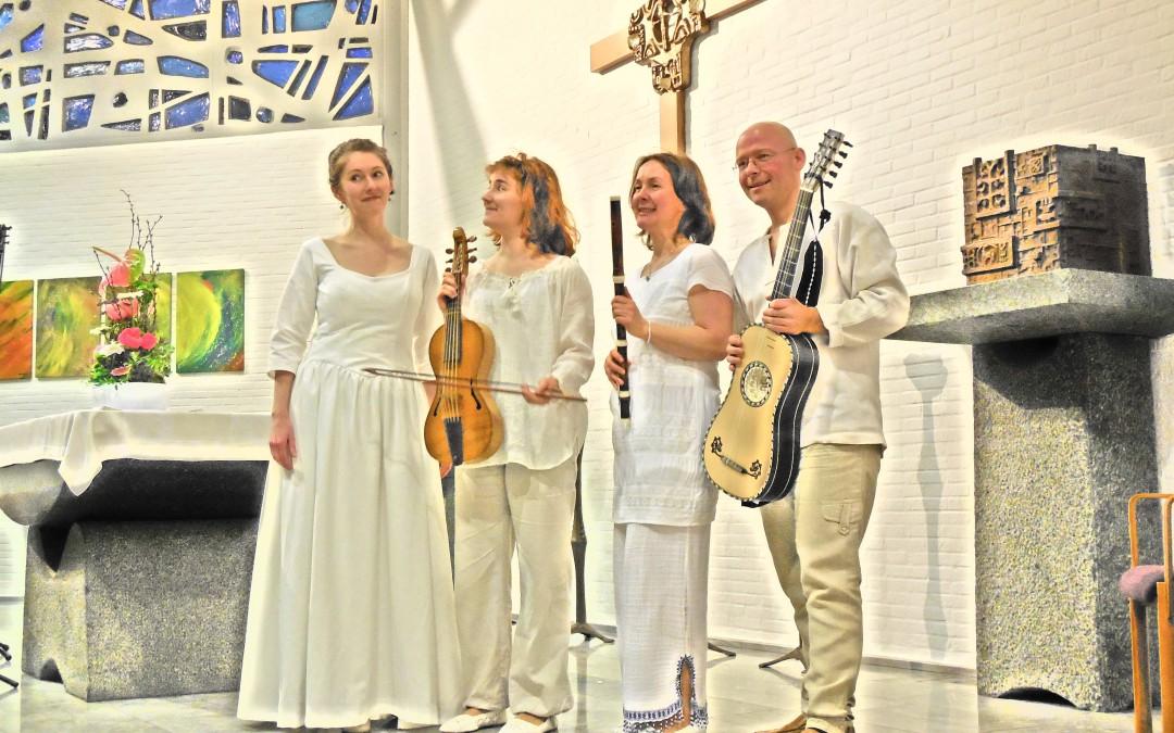 Konzert in Krefeld